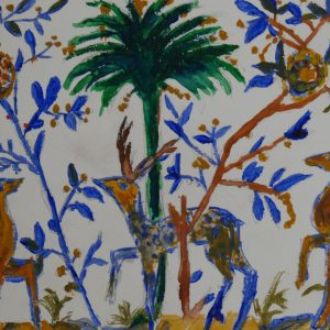 Del Museu Nacional do Azulejo de Lisboa. 13x21 cm. 60 e.