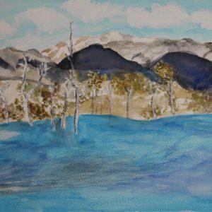 La Laguna de Padul | 24x32