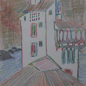 La torre del puerto de Marina del Este | 21x15