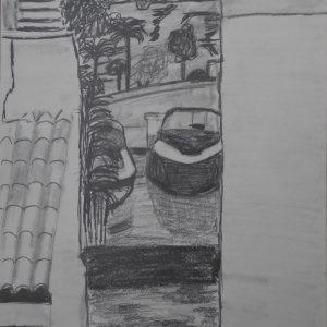 Marina del Este | 29x21 (A4)
