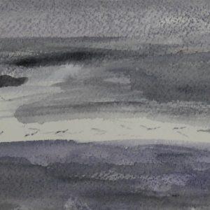 Marina en gris | 10x25
