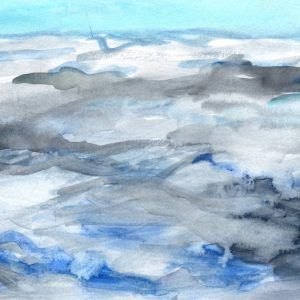 Nubes. 15x19cm. 60e.