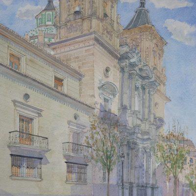 Basílica de San Juan de Dios. Granada | 56x38 | 1000 €