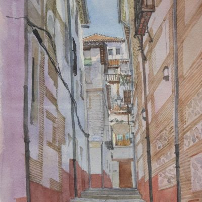 Calle Aceituneros | 56x33 | 800€