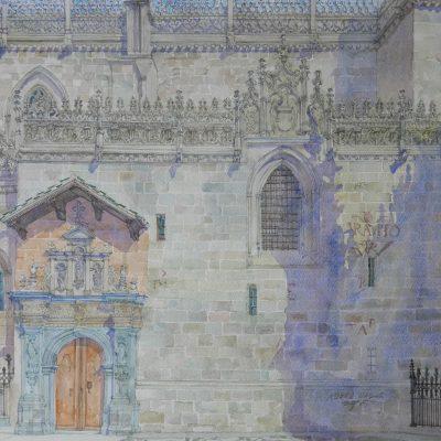 Capilla Real de Granada | 70x50 | 1500 €