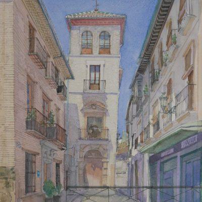 Calle Escudo del Carmen | 47x33 | 500€