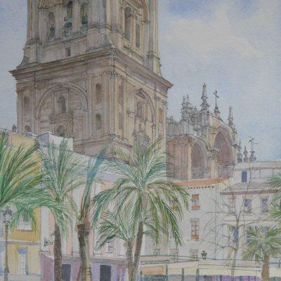 Campanario de la Catedral de Granada | 56x33 | 850€