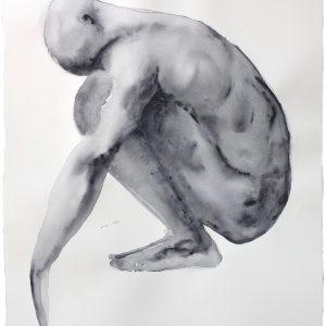 1. Sin título. Bibi Román. 102x72 cm. 1300 euros
