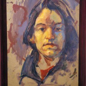 18. Rosa Cano Delgado. Cristina. 500 euros